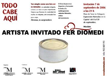 Exposición en plaza de Toros de la Malagueta